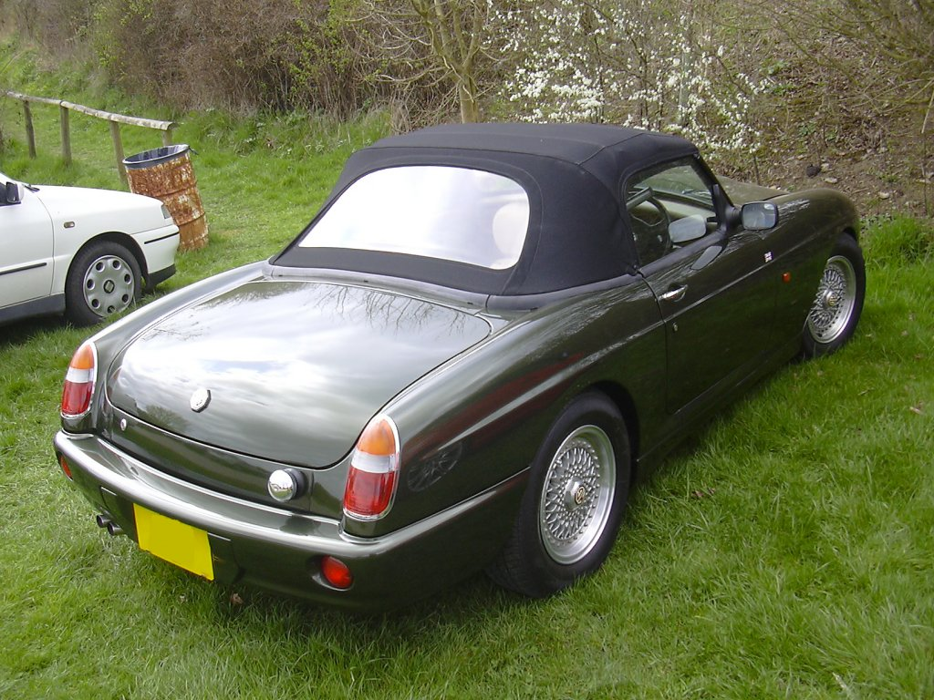 Mg Car Club Belgium