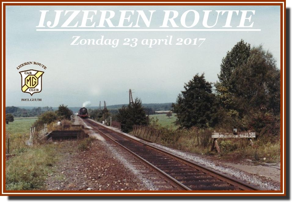 IJzeren Route