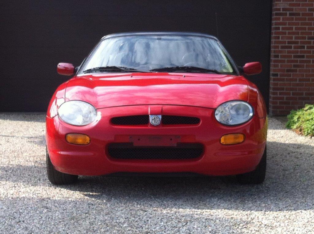 493c4d2b709 MG Car Club Belgium - Te koop