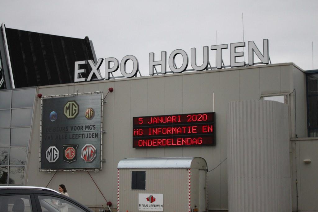MG Informatie- en onderdelendag 2021  Expo Houten gaat niet door.